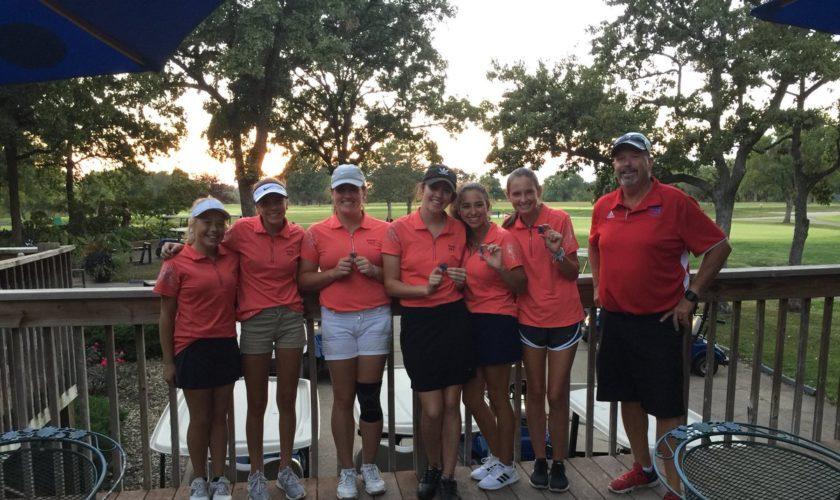 Girls Golf – Shawnee Heights